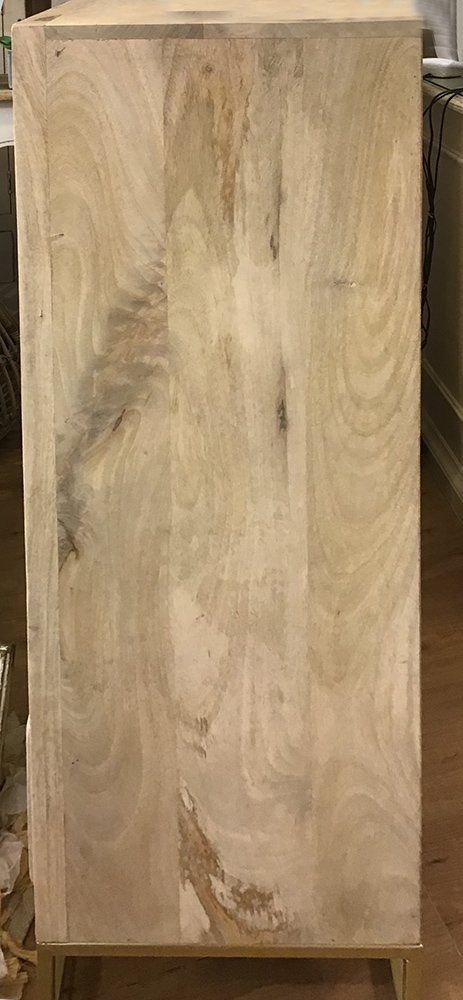 Cassettiera in legno Andrea Bizzotto