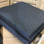Cuscino sedia tipo jeans