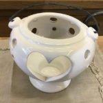 Lanterna in ceramica CERAMICHE VIRGINIA CASA