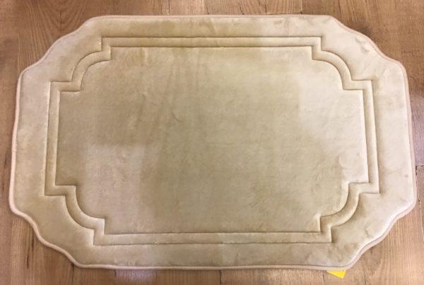 tappeto sagomato grande Blancmariclo
