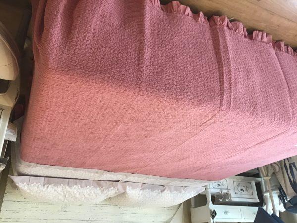 Copriletto pink uno