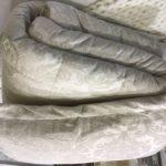 trapunta jacquard blanc mariclò