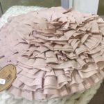 cuscino rosa blanc Mariclò