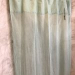 Tenda velo verde acqua marina j-line
