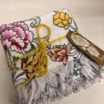 asciugamani marilyn floreali