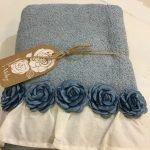Coppia spugna pirouette azzurro ,L'Atelier