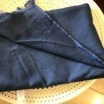 Telo mare blu jeans 80×175 , UNO srl